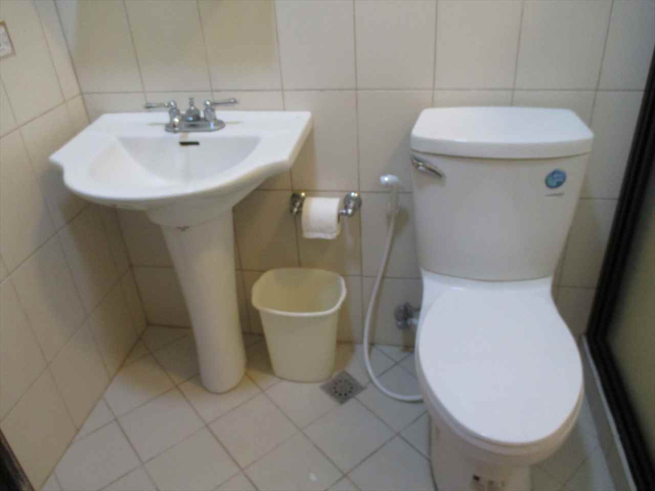 Lavatory and Water-closet